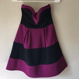Windsor strapless dress